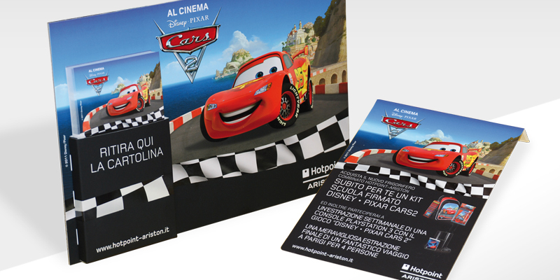 hotpoint cars piccola 22 - Home