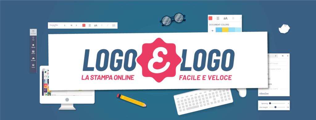 Banner logoelogo, la tipografia online