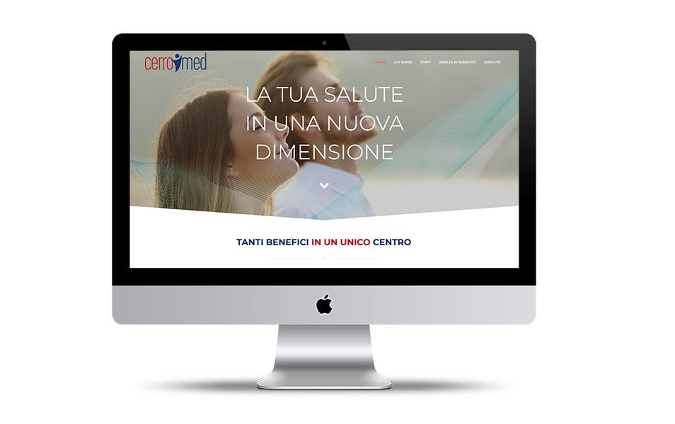 cerromed - Web solutions