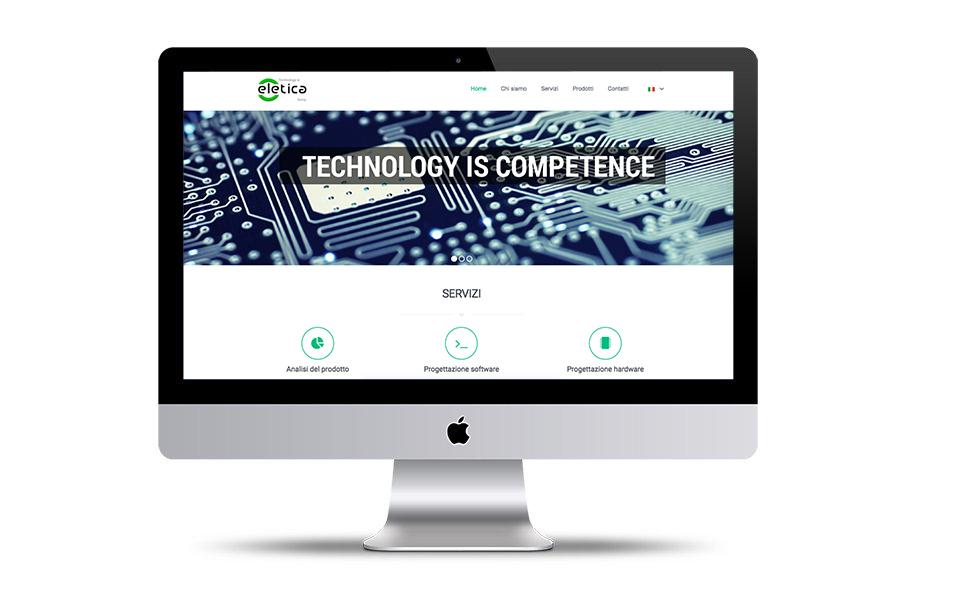 eletica - Web solutions
