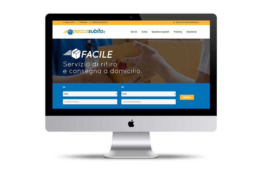 paccosubito - Web solutions