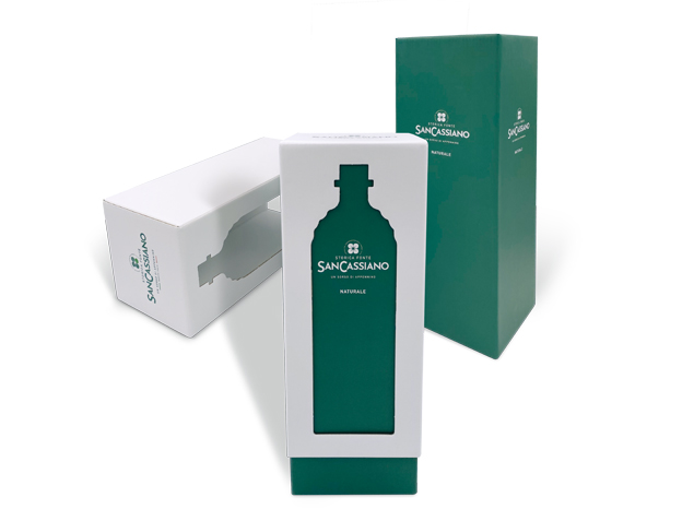 Packaging San Cassiano